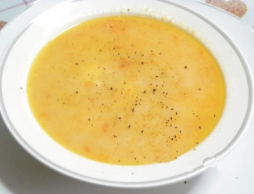 Trachanas Soup